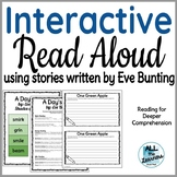 Interactive Read Aloud {Eve Bunting}