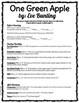 Interactive Read Aloud {Eve Bunting}