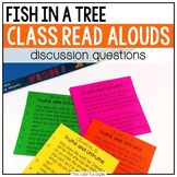 Fish in a Tree: Read Aloud Discussion Questions