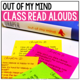 Out of My Mind: Read Aloud Discussion Questions