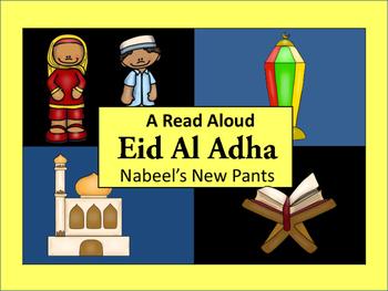 Read Aloud: Eid-Al-Adha (Grades K-2)