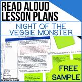 Read Aloud FREEBIE: Night of the Veggie Monster, Interacti