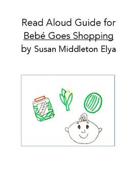 Read Aloud Guide: Bebe Goes Shopping, Common Core Aligned