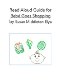 Read Aloud Guide: Bebe Goes Shopping, Common Core Aligned
