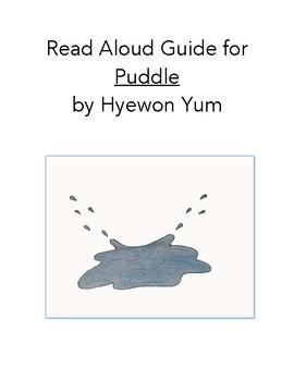 Read Aloud Guide: Puddle, Common Core Aligned