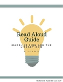 """Madeline Finn and the Library Dog"" Guided Reading Lesson and Activity Prompts"
