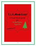 Read Aloud Guide for The Best Christmas Pageant Ever