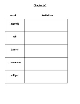 Read Aloud/Guided Reading Plan: The Beast in Ms. Rooney's Room Level M