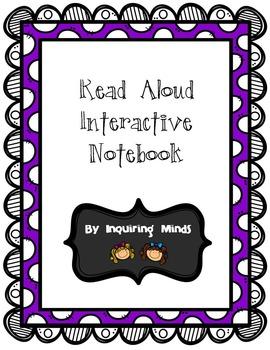 Read Aloud Interactive Notebook