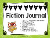 Read Aloud Journal- Fiction