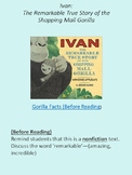 Read Aloud Lesson: Ivan: The Remarkable True Story of a Sh
