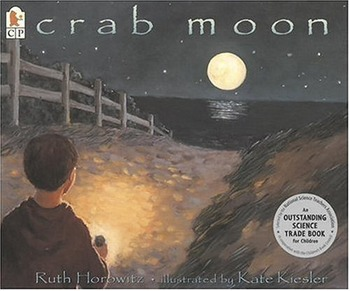 Inferencing and Drawing Conclusions with the text Crab Moon by Ruth Horowitz