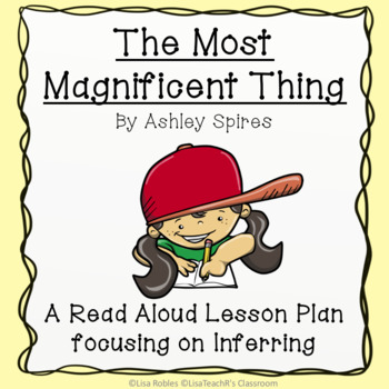 Read Aloud Lesson Plan: The Most Magnificent Thing