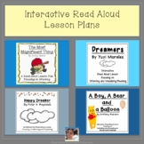Read Aloud Lessons with the Gradual Release BUNDLE #2