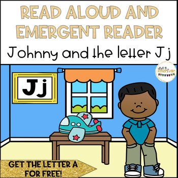Read Aloud Name Book and Emergent Reader: Letter J