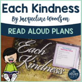 Read Aloud Plans for Each Kindness