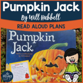 Read Aloud Plans for Halloween/Plant Life Cycle {Pumpkin Jack}