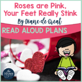 Read Aloud Plans for Valentine's Text (Roses are Pink, You