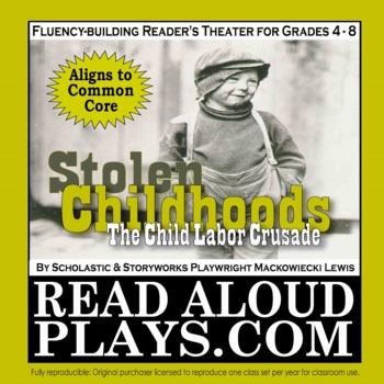 Read Aloud Play: Stolen Childhoods--Lewis Hine's Crusade t