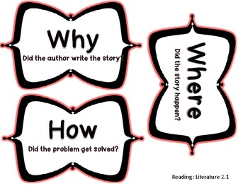 Read Aloud Questions