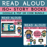 Read Aloud Stories BUNDLE | 150 Picture Book Read Aloud Google Classroom & PDF