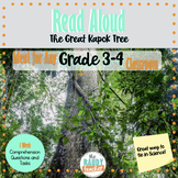 Read Aloud | The Great Kapok Tree | Gr 3/4 | Lessons and C