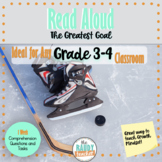 Read Aloud | The Greatest Goal | Grade 3/4 | Lessons and C