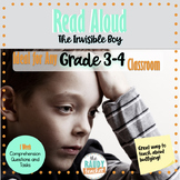 Read Aloud | The Invisible Boy | Gr 3/4 | Lessons and Comp