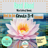 Read Aloud | The Lotus Seed | Gr 3/4 | Lessons and Comprehension