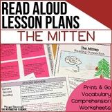 Winter Read Aloud: The Mitten, Interactive Read Aloud Less