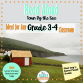 Read Aloud | Town is by the Sea | Gr 3/4 | Lessons and Com