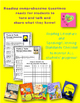 Read Aloud Turn and Talk Comprehension - Back To School