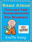 Read Aloud Turn and Talk Comprehension - Mo Williams - Knu