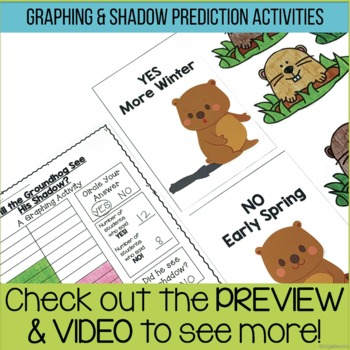 Read Aloud: Wake Up, Groundhog! Interactive Read Aloud Lesson Plans