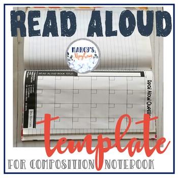 Read Aloud Worksheet Template