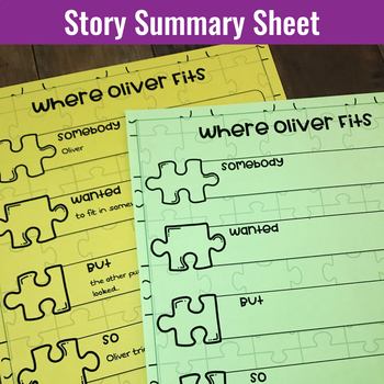 Read Aloud to Promote Acceptance of Self and Others: Where Oliver Fits