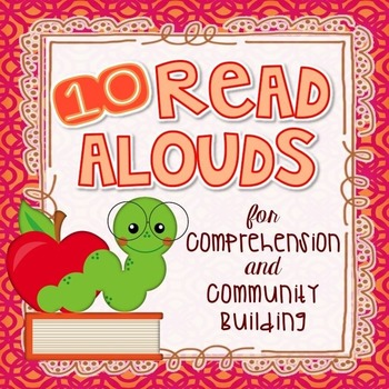 Interactive Read-Aloud Activities to Build Classroom Community