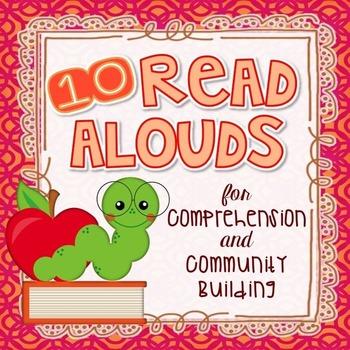 Interactive Read-Aloud Activities to Build Classroom Community