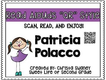 Read Alouds QR Style: Patricia Polacco