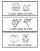 Read And Color Comprehenison Book - Set 2