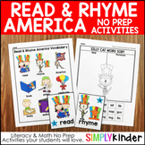 Read And Rhyme America