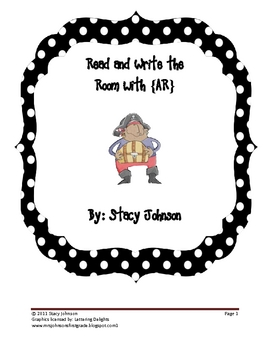 Read And Write The Room with AR
