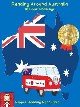 Read Around Australia - 16 book reading challenge