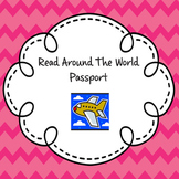 """Read Around the World"" passport - Book reviews/ reports"