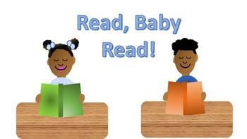 Read, Baby Read Visual