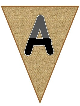 Read Banner for Camping Theme