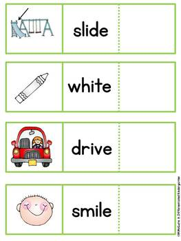Read Bead Write A CVCe Word-Differentiated and Aligned