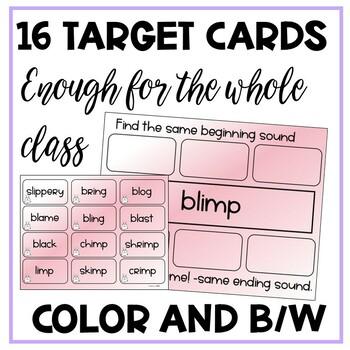 Read, Blend & Rhyme