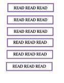 Read Bookmarks (purple)