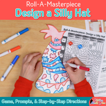 Read Across America Craft Silly Hat Art Sub Plans Writing Prompts